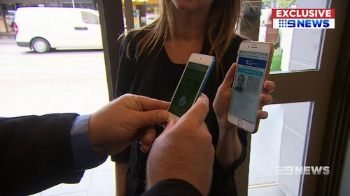 A separate feature allows for instant age verification to amp up security and save time in venues. (9NEWS)