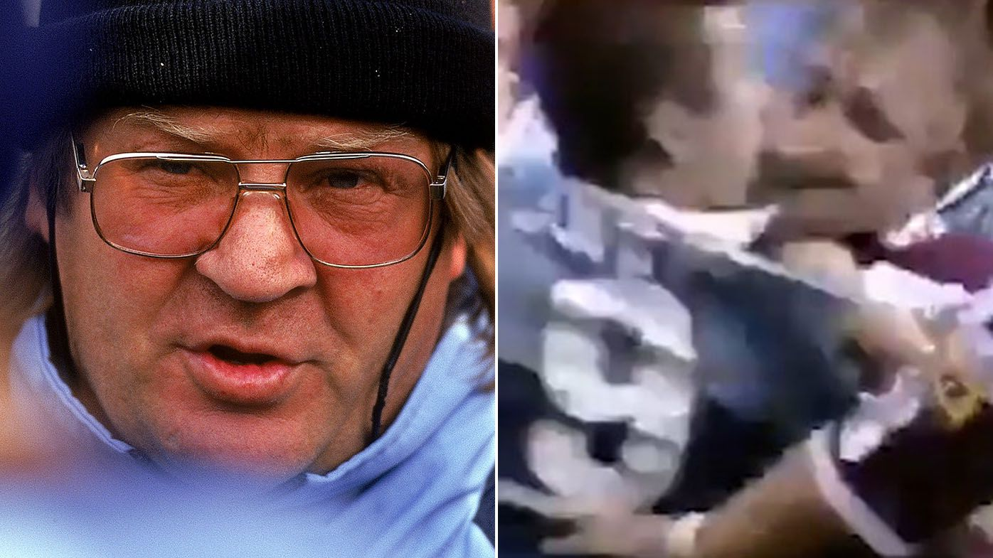 EXCLUSIVE: Andrew Johns on the Tommy Raudonikis spray he copped after 'Cattledog' brawl – Wide World of Sports