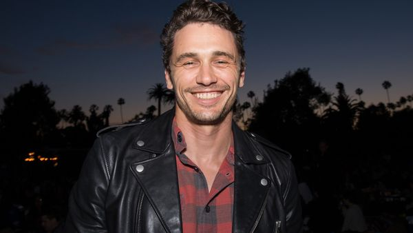 Prepare to smell James Franco. Image: Getty