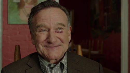 Trailer for Robin Williams' final film released