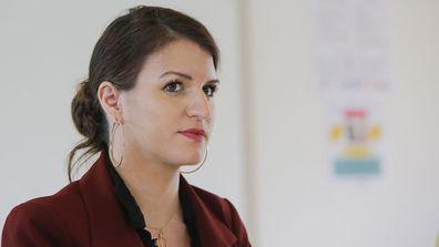 France's Equality Minister Marlène Schiappa