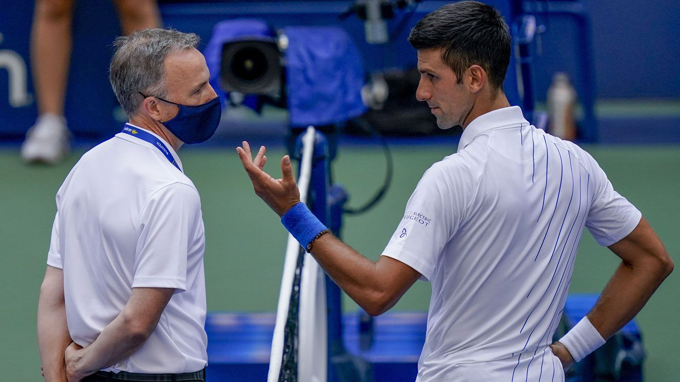 Craig Gabriel: The greater consequences of Novak Djokovic's US Open default