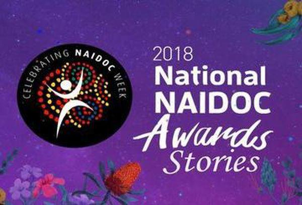 NAIDOC Award Winners' Stories