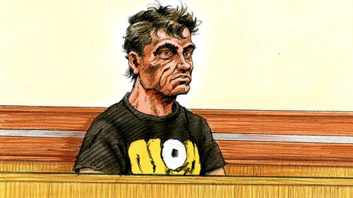 The accused faced the Melbourne Magistrates' Court this afternoon.