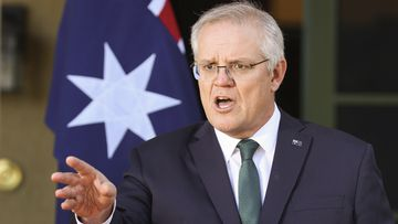 'I cannot control what ATAGI advises': PM's testy exchange with reporter over vaccine messaging