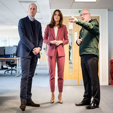 Kate Middleton Duchess of Cambridge Marks & Spencer suit