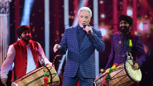 """Sir Tom issued a follow-up statement, apologising for cancelling the two gigs and thanking his fans for their """"support and understanding"""". Image: PA"""