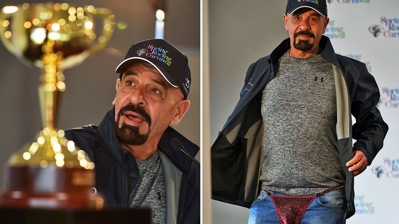 Melbourne Cup: Who is Magic Circle's flamboyant owner Marwan Koukash?