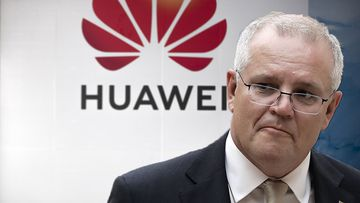 From Huawei to that image: Australia and China's political feud