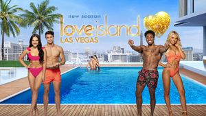 Love Island USA / Love Island Las Vegas artwork.