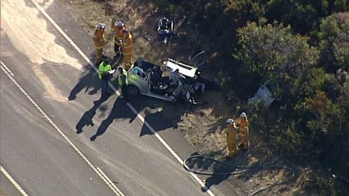 Traffic delays continue after two-car collision in Sydney's south