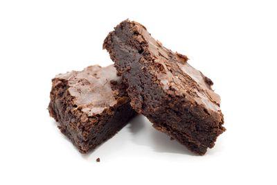 Chocolate brownie: 8 teaspoons of sugar