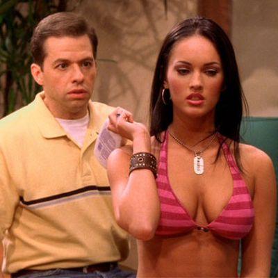 Megan Fox: 2004