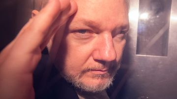 WikiLeaks founder Julian Assange fathered two children while holed up in the Ecuadorian embassy.