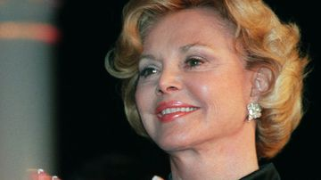 The fourth and final wife of Frank Sinatra, Barbara, has died aged 90 (AP Photo/Joel Rennich,File).