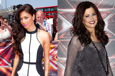 In 2011, the former Pussycat Doll took up the vacancy left by Cheryl. She got the flick, then replaced Kelly Rowland on <i>The X Factor UK</i> in 2012, where she is still a judge. Her other talent-show forays included judging on NBC's <i>The Sing-Off</i> from 2009 to 2010, and winning the US version of <i>Dancing with the Stars</i> in 2010. She started her career in Eden's Crush - the girl band formed on the 2001 American series of <i>Popstars</i>.