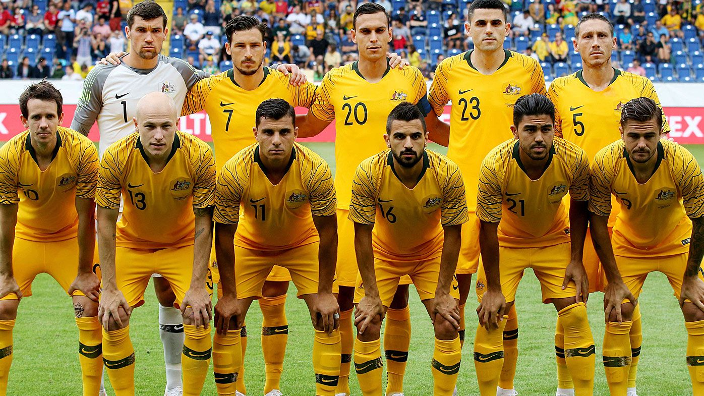 Socceroos name final World Cup squad for Russia