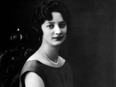 Astrid before she became queen, photographed in 1924/1925.