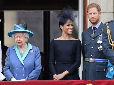 The Duke and Duchess of Sussex London