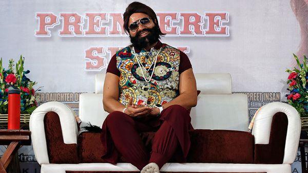 Dr Saint Gurmeet Singh Ram Rahim Ji Insan. Image: AAP