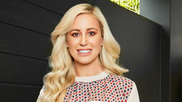 PR Queen Roxy Jacenko takes coffee seriously