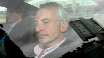 Fake collar bomber Paul Douglas Peters could soon be released from jail.
