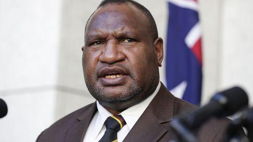 Prime Minister of Papua New Guinea James Marape