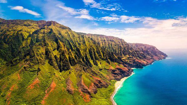 Hawaii's Na Pali Coast