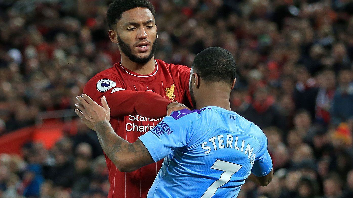 FA drop Raheem Sterling from Euro 2020 qualifier after altercation