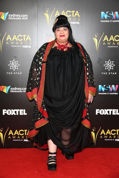 Byron Kennedy Award winner Lynette Wallworth in Alateia