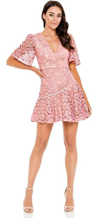 "<p><a href=""https://herwardrobe.com.au/collections/wedding/products/talulah-flourish-mini-dress"" title=""TALULAH Flourish Mini Dress"" draggable=""false"">TALULAH Flourish Mini Dress</a></p> <p>$69 rental</p> <p> $320 retail</p>"