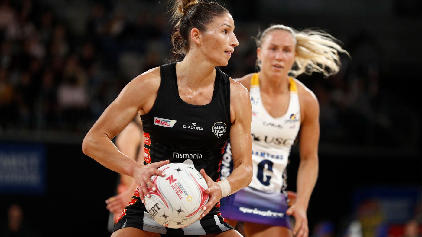 Combinations the key ahead of Australia Diamonds World Cup selection