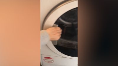 Your washing machine has a secret compartment 'eating' socks after all