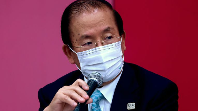 Tokyo Olympics 2021: Games CEO can't rule out last-gasp cancellation if virus spikes