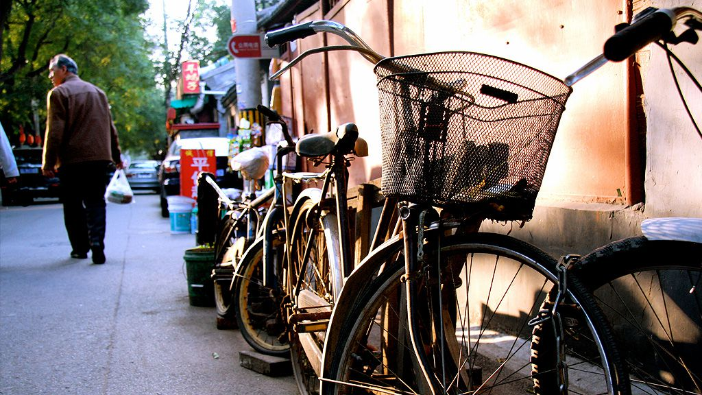 Bikes spotted on Bespoke Travel Company tour