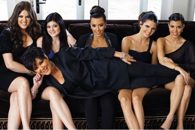 Best-known for being momager to Kourtney, Kim, Khloe, Kylie, Kendall and Robert, Kris is also stepmother to hubby Bruce Jenner's four children. That's 10 kids tied into the Kardashian Klan!<br/>