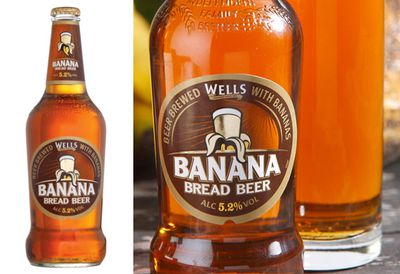 Banana bread beer