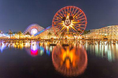 3. Walt Disney Land in Orlando, Florida