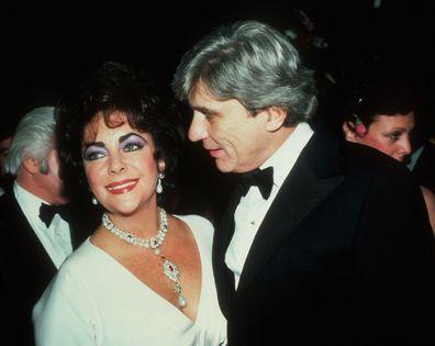 Elizabeth Taylor, John Warner