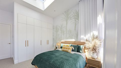 Jimmy and Tam Guest Bedroom Block 2020