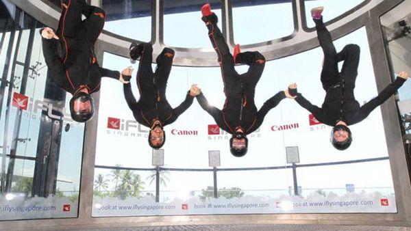 Indoor Skydive Australia/Facebook