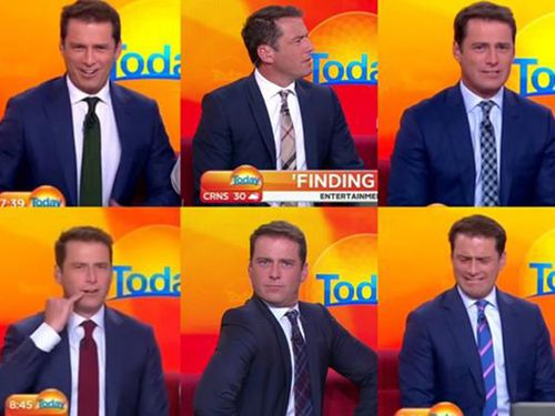 TODAY host Karl Stefanovic wore the same suit for a year to see if anyone would notice, and to make a point about sexism.