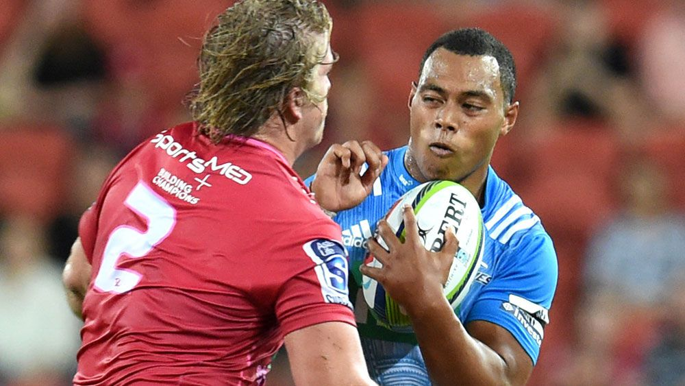 Reds denied Super Rugby win at the death