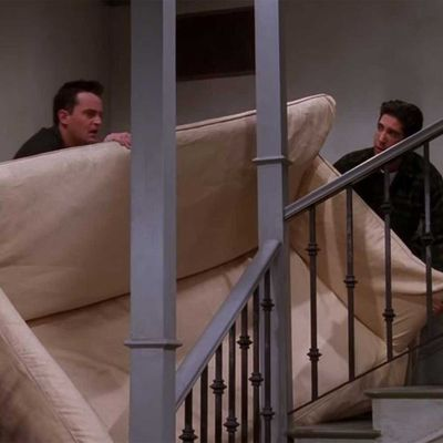 17. 'The One with the Cop' (Season 5, Episode 16)