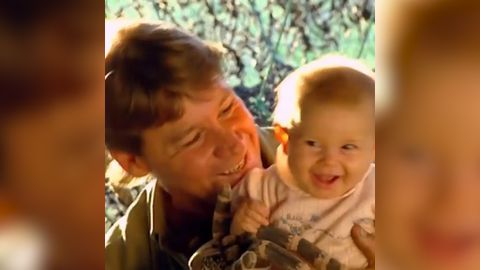 Bindi Irwin shares moving tribute to late father