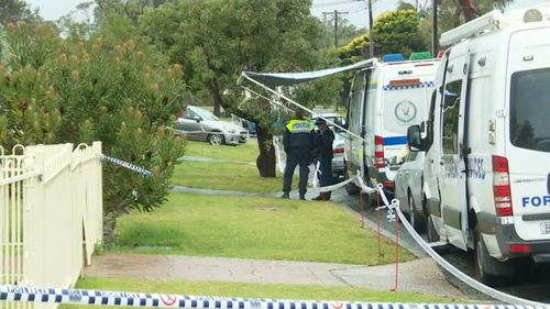 Emergency services who attended the scene found the woman's body with serious injuries.
