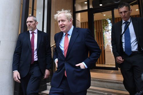 Johnson labelled 'bottler Boris' for ducking TV debate