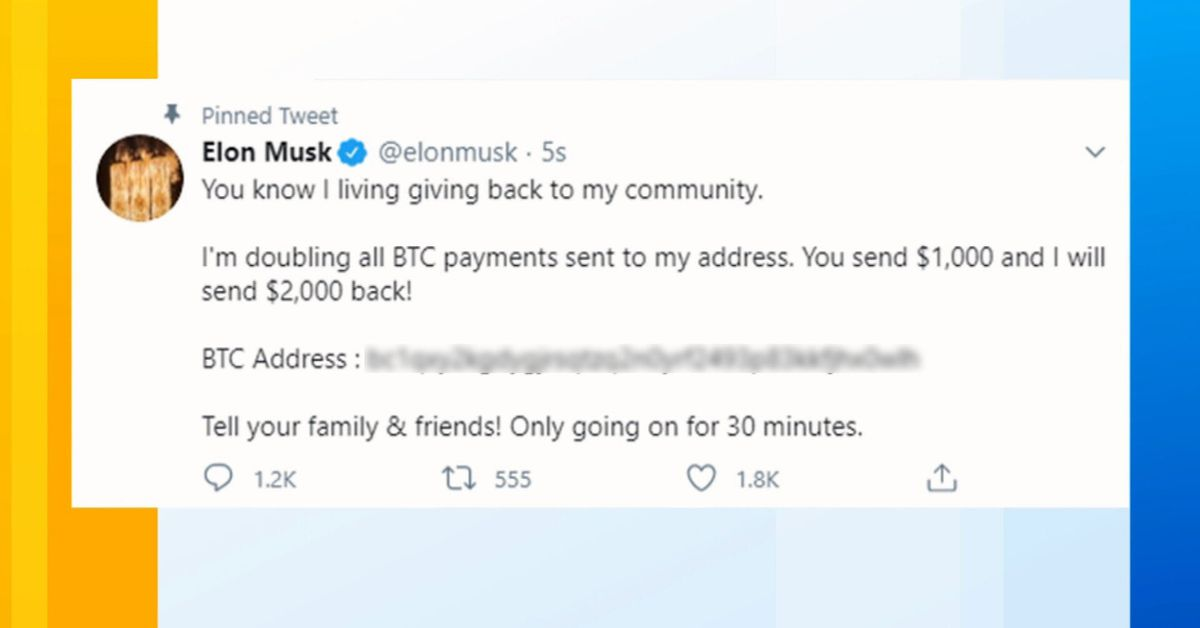 Twitter accounts of Joe Biden Elon Musk Bill Gates Apple Uber Kanye West and others hacked in cryptocurrency scam – 9News