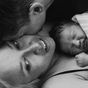 Osher Günsberg and Audrey Griffen welcome baby boy
