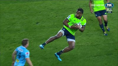 Highlanders Tevita Nabura cops six-week suspension for ugly karate-kick on Waratahs' Cameron Clark